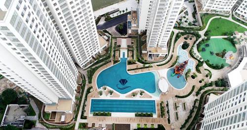 42 tiện ích cao cấp phong cách resort sang trọng tại Diamond Island