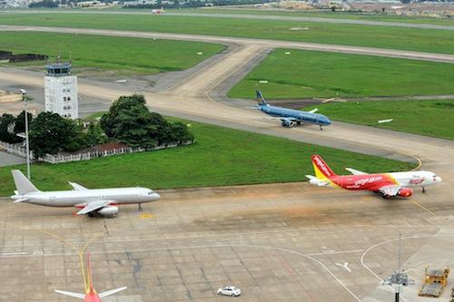 Hàng không Việt Nam cải thiện tình trạng bay trễ chuyến với 85,4% chuyến bay cất cánh đúng giờ.
