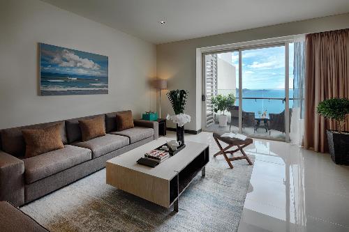 Các căn hộ tại đây luôn có diện tích sử dụng tối ưu nhất, không có các trụ cột bê tông trong nhà như cách xây dựng truyền thống đã giúp không gian sống thoáng rộng, thẩm mỹ và sang trọng hơn.