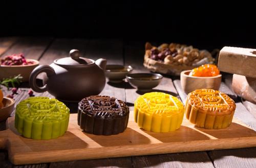 Bánh Trung thu Phúc Long vẫn lưu giữ sự tinh tế và mộc mạc của hương vị truyền thống.