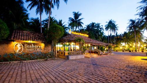 Seahorse Resort & Spa là một trong những dự án tiêu biểu của Danh Nam.
