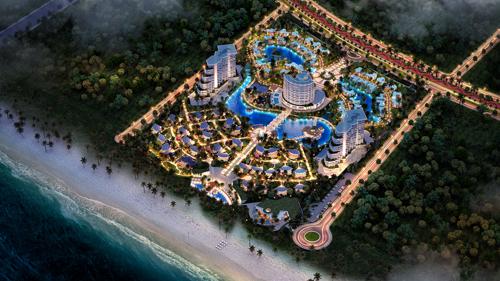 Best Western Premier Seahorse Cam Ranh là dự án trọng tâm của tập đoàn Danh Nam.