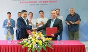 Bảo Lai Group ký kết hợp tác chiến lược cùng An Biên Group