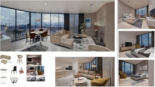 Nội thất Hoàn Mỹ sẽ đem tới triển lãm Bộ sưu tập nội thất tinh tế về kiểu dáng, phong phú về giá cả.