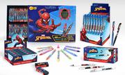 Thiên Long và Disney hợp tác ra mắt bộ sản phẩm Spider-Man