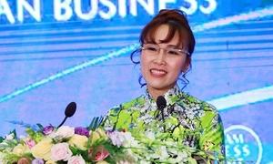 CEO VietJet: 'Không phải công nghệ, ước mơ của con người mới thay đổi thế giới'