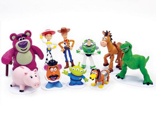 Một số mẫu đồ chơi sáng tạo của PPW.