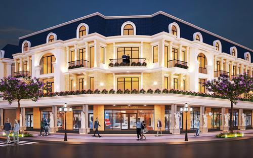 Homeland Group ra mắt khu phố thương mại châu Âu - 1