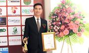 Wincent đạt giải 'Thương hiệu tiêu biểu hội nhập châu Á Thái Bình Dương'