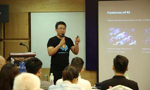 Startup Trung Quốc ra mắt nền tảng gọi vốn Blockchain