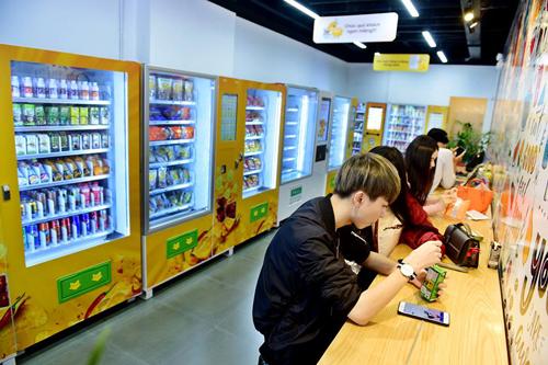 Toromart - Thuộc sở hữu công ty Kootoro, tiên phong về mô hình cửa hàng tự động tại Việt Nam