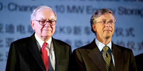 Tỷ phú Bill Gates. Ảnh: Bloomberg.