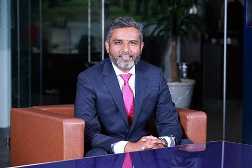 Ông Sabbir Ahmed - Giám đốc toàn quốc khối Ngân hàng bán lẻ và Quản lý tài sản của ngân hàng HSBC Việt Nam