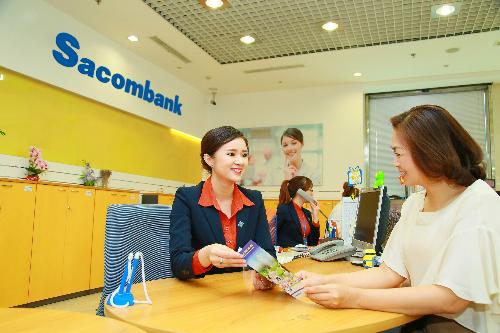 Tham gia chương trình Thực tập viên tiềm năng, các sinh viên có cơ hội làm việc như một cán bộ ngân hàng thực sự.