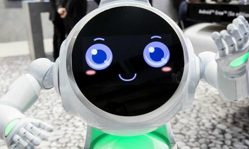 Robot sẽ đảm nhận một nửa lượng công việc vào 2025