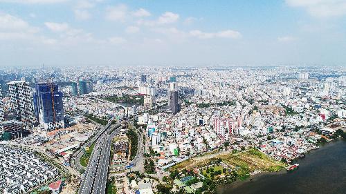 Hạ tầng đồng bộ, khu Đông Sài Gòn đất lành chim đậu (khách xin edit, cảm ơn Thúy)