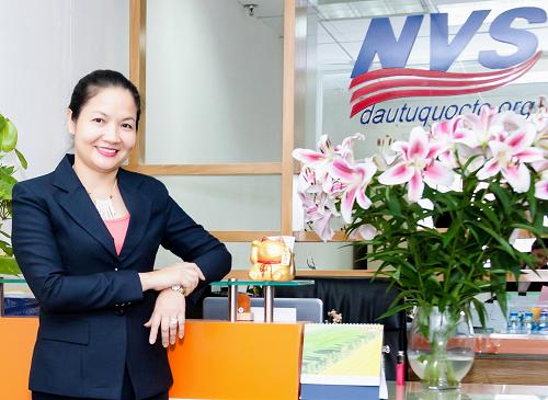 Bà Trịnh Thị Thanh Nhàn - Giám đốc NVS cùng các luật sư, chuyên gia về di trú sẽ chia sẻ nhiều thông tin và kinh nghiệm làm hồ sơ đầu tư định cư Mỹ trong hội thảo ngày 22/9 tại TP HCM.