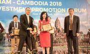BenThanh Tourist nhận 2 giải thưởng châu Á