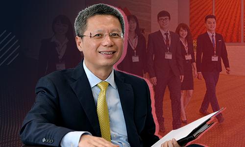 CEO Techcombank: Con người quan trọng hơn lợi nhuận