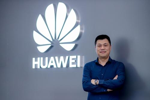 Ông Henry Liu - CEO Huawei Việt Nam