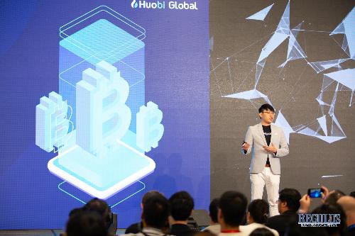 Ông Ethan Ng phát biểu về tốc độ tăng trưởng giao dịch tiền mã hóa tại Việt Nam. Ảnh: Regulus Capital