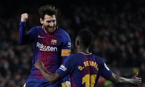 Facebook phát sóng La Liga tại Ấn Độ và một số nước lân cận trong ba mùa giải từ năm nay. Ảnh: Reuters