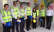 Weber đồng hành và phát triển cùng thị trường ốp lát Việt Nam