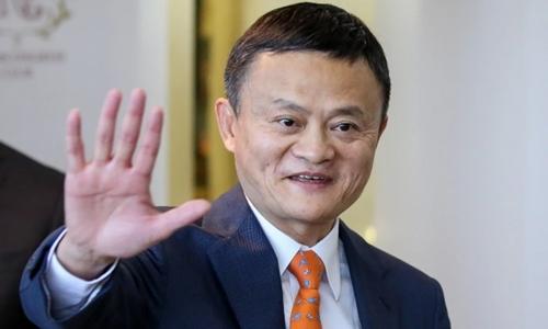 Nhà sáng lập kiêm Chủ tịch Alibaba - Jack Ma. Ảnh: Reuters