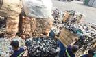 Doanh nghiệp vi phạm nhập phế liệu bị phạt hơn 400 triệu đồng