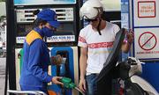 Giá xăng, dầu tăng từ 15h chiều nay