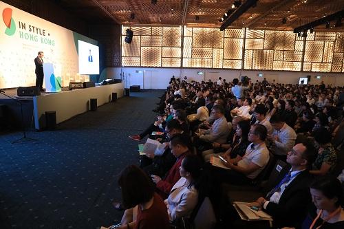 Cơ hội của ngành bán lẻ Việt được các diễn giả chia sẻ tại sự kiện In Style Hong Kong ngày 20/9.