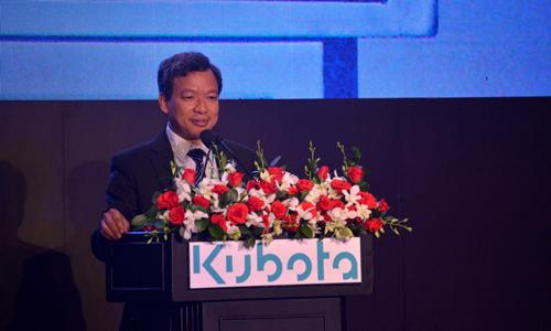 Ông An Văn Khanh  Phó Cục Trưởng cục Kinh tế hợp tác và Phát triển  nông thôn