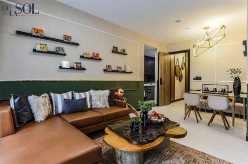 Thiết kế căn hộ 2 chìa khóa đáp ứng nhu cầu cho thuê