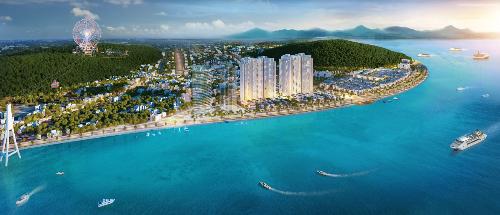 The Sapphire Residence Hạ Long sẽ triển khai giai đoạn 2 với condotel.