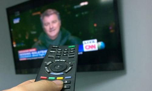 Nhiều kênh chương trình nước ngoài đang đang được phát sóng tại Việt Nam. Ảnh:VTV