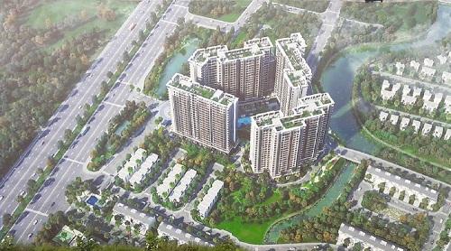 SaFira - là dự án căn hộ cao tầng thứ hai của chủ đầu tư Khang Điền tại thị trường TP.HCM.