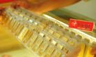 Tỷ giá trung tâm lập đỉnh mới, vàng SJC tăng giảm nhiều chiều