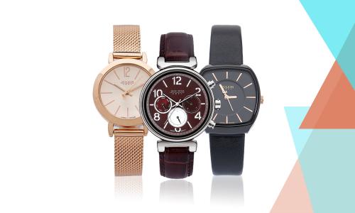 Đồng hồ Julius nam nữ thời trang giảm 50%, chỉ từ 339.000 đồng. Sản phẩm được thiết kế trẻ trung với đường nét thanh mảnh, đa dạng chất liệu, màu sắc sang trọng, dễ dàng phối hợp cùng các loại trang phục.