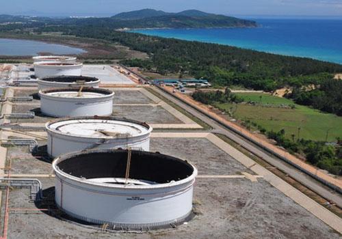 Petrolimex xin rút khỏi dự án Tổ hơp lọc hóa dầu Nam Vân Phong.