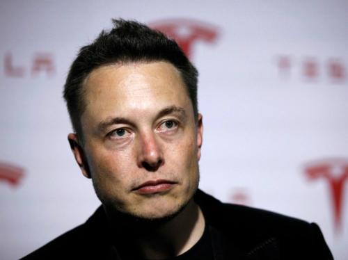 Chủ tịch kiêm CEO Tesla - Elon Musk. Ảnh: Reuters