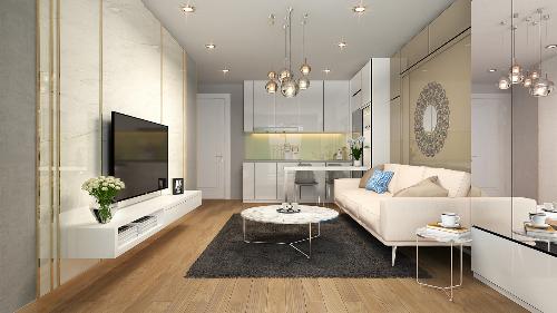 Cận cảnh căn hộ LIMO điểm nhấn tại dự án D. El Dorado II