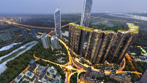 Các dự án của Sunshine Group ghi dấu ấn trên thị trường bất động sản.