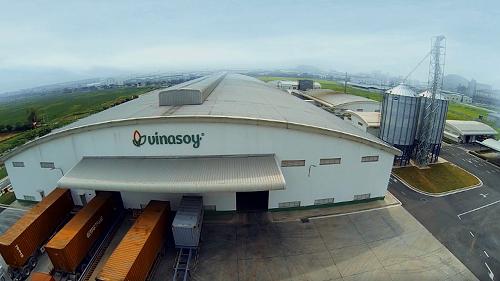 Vinasoy có kế hoạch tăng gấp đôi công suất tại nhà máy Bình Dương và Bắc Ninh.