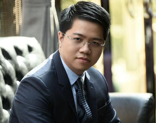 Doanh nhân Võ Phi Nhật Huy - Chủ tịch HĐQT Big Group.