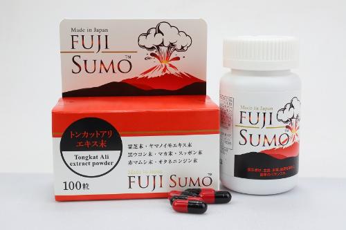 Fuji Sumo - viên uống tăng cường sinh lực nội địa Nhật Bản.