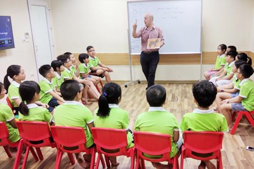 Để trẻ tự quyết trường học tiếng Anh tại sao không? (xin bài edit) - 2