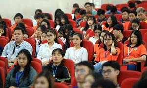 CEO Asanzo: 'Giới trẻ muốn khởi nghiệp phải vượt qua nỗi sợ thất bại'