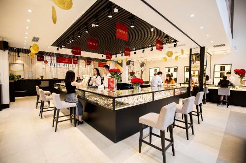 Phú Quý chính thức Nam tiến tạo điểm nhấn mới cho thị trường vàng bạc đá quý thành phố Hồ Chí Minh và miền Nam (xin bài edit) - 3