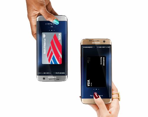 Samsung Pay Card bảo mật tối đa với thao tác quét mống mắt hoặc vân tay khi thanh toán; mã pin 6 số hoặc chữ ký khi chuyển khoản, đi cùng công nghệ mã hóa Tokenization và tra quét Knox.