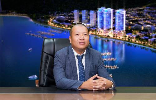 Ông Lã Quang Bình - Chủ tịch HĐQT Công ty CP Khách sạn Bến du thuyền.